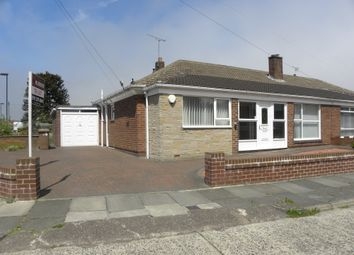 Thumbnail 2 bed semi-detached bungalow to rent in Solway Avenue, North Shields
