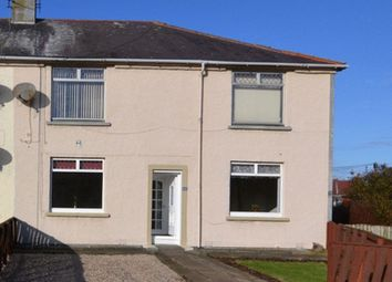 Thumbnail 2 bed flat for sale in Christie Gardens, Saltcoats