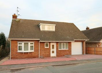Thumbnail 3 bed detached house for sale in Leigh Close, Stafford
