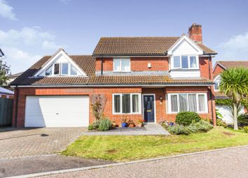St. Annes Place, Exeter EX5. 5 bed detached house