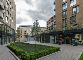 Thumbnail 1 bed flat for sale in Mariners Place, Marine Wharf, London