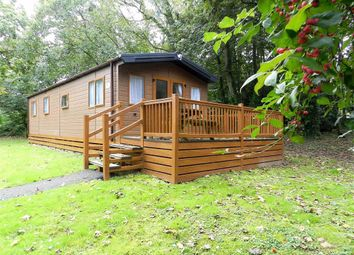 Thumbnail 2 bed mobile/park home for sale in St Ives Holiday Village, Lelant Downs, St. Ives