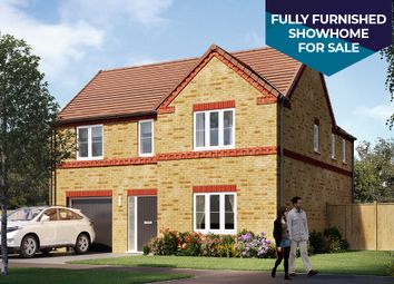 """Thumbnail 4 bed detached house for sale in """"The Norbury"""" at Carr Green Lane, Mapplewell, Barnsley"""
