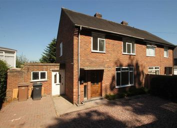 Thumbnail 3 bed semi-detached house for sale in Laburnum Drive, Oswestry