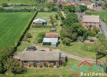 Thumbnail 4 bed detached bungalow for sale in Whimpwell Street, Happisburgh, Norwich
