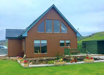 Thumbnail 3 bed detached house for sale in Mhill Dherig, Clachtoll