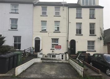 Thumbnail 2 bedroom maisonette for sale in Grosvenor Place, Exeter