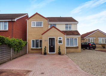 Thumbnail 4 bed detached house for sale in Earsdon Close, Norton, Stockton-On-Tees