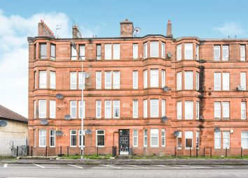 Thumbnail 2 bed flat for sale in Hawthorn Street, Springburn, Glasgow