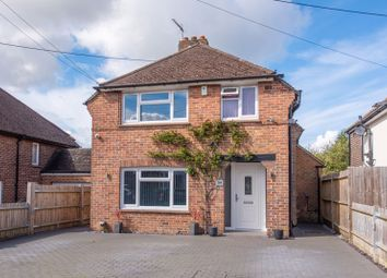 Thumbnail 4 bed detached house for sale in Keld Avenue, Uckfield