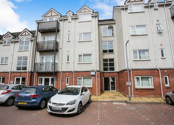 Thumbnail 2 bed flat for sale in The Saw Mills Port Road, Carlisle
