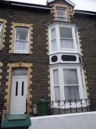 Thumbnail 7 bedroom terraced house to rent in Caergog Terrace, Aberystwyth