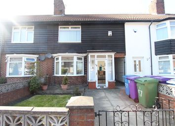Thumbnail 3 bed terraced house to rent in Kingsheath Avenue, Dovecot, Liverpool