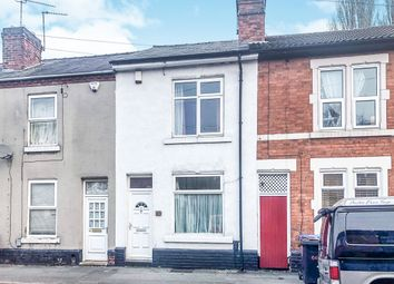 Thumbnail 2 bed terraced house for sale in Markeaton Street, Derby