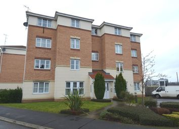 Thumbnail 2 bed flat to rent in Harrow House, Forge Drive, The Spires