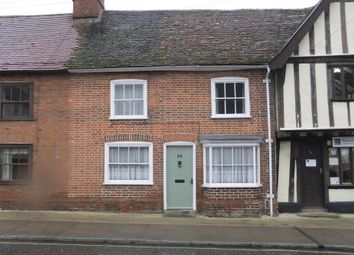 Thumbnail 3 bed terraced house to rent in High Street, Needham Market