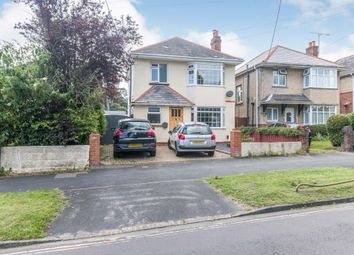 Thumbnail 3 bedroom detached house for sale in Thornhill Avenue, Southampton