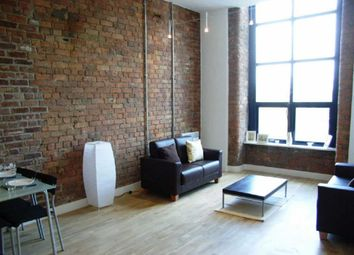Thumbnail 1 bedroom flat to rent in Vulcan Mill, Manchester City Centre, Manchester