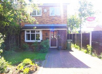 Thumbnail 3 bed terraced house to rent in Penshaw Close, Wolverhampton