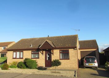 Thumbnail 2 bed detached bungalow to rent in Shackleton Close, Dovercourt, Harwich