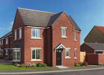 "Thumbnail 3 bed property for sale in ""The Mulberry"" at Off Trunk Road, Normanby, Middlesbrough"