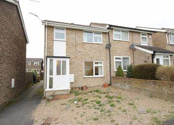 Thumbnail 3 bed semi-detached house for sale in Blaydon Walk, Wellingborough