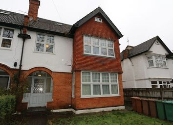 Thumbnail 1 bedroom flat for sale in 14 Burnell Road, Sutton, London