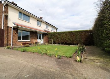 Thumbnail 3 bed semi-detached house for sale in Garibaldi Road, Forest Town, Mansfield