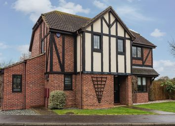 Thumbnail 4 bed detached house for sale in Brookside, Peterborough