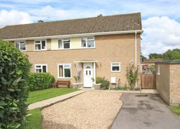 Thumbnail 3 bed semi-detached house for sale in Green Close, Whiteparish, Salisbury