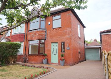 Thumbnail 3 bed semi-detached house for sale in Clarendon Road, Manchester