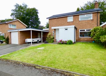 4 bed detached house for sale in Old Hall Crescent, Handforth, Wilmslow SK9