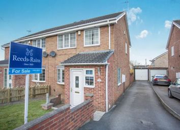 Thumbnail 3 bed semi-detached house for sale in Redruth Drive, Normanton