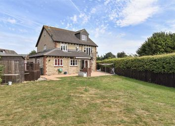 Thumbnail 4 bed detached house for sale in St Marys Close, Bradenstoke, Wiltshire