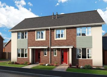 "Thumbnail 4 bed property for sale in ""The Alpine At Meadow View, Shirebrook"" at Brook Park East Road, Shirebrook, Mansfield"