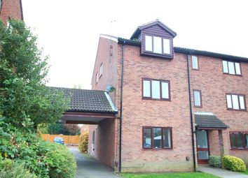 Thumbnail 1 bed flat for sale in Willow Close, Burbage, Hinckley