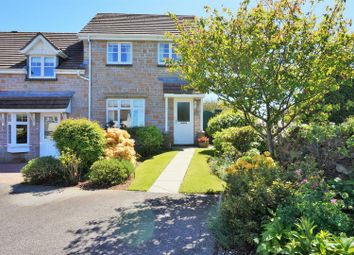 Thumbnail 3 bed end terrace house for sale in Carthew Close, Liskeard