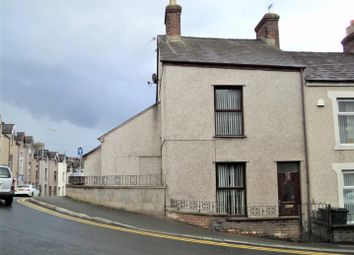 Thumbnail 3 bed end terrace house for sale in Tithebarn Street, Caernarfon, Gwynedd