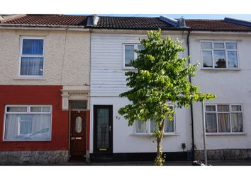 Thumbnail 3 bedroom terraced house for sale in Telephone Road, Southsea
