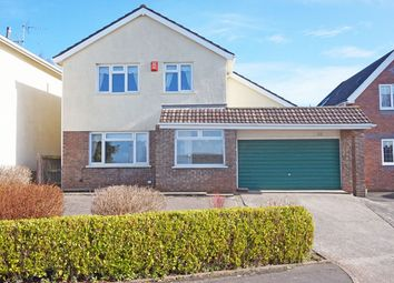 Thumbnail 4 bed detached house for sale in Glastonbury Road, Sully