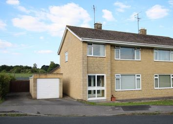 Thumbnail 3 bed semi-detached house for sale in Leigh Park Road, Bradford On Avon