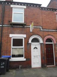 Thumbnail 2 bed terraced house to rent in Chorley Street, Leek, Leek