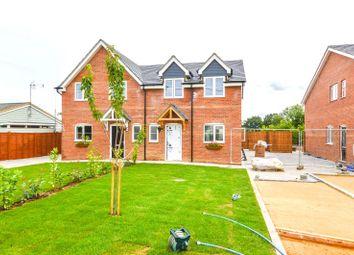 3 bed semi-detached house for sale in School Lane, Takeley, Bishop's Stortford CM22