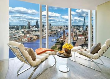 Thumbnail 3 bedroom flat for sale in One Blackfriars, Southbank
