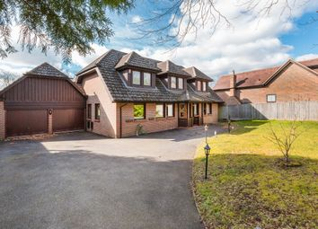 Thumbnail 4 bedroom detached house for sale in Coombe Hill Road, East Grinstead