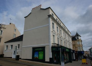 Thumbnail 1 bed flat to rent in Wellington Street, Teignmouth