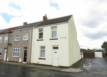 Thumbnail 2 bedroom terraced house to rent in Luke Street, Trimdon Colliery, Trimdon Station