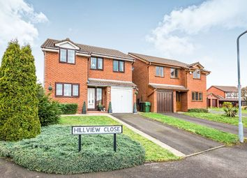 Thumbnail 4 bedroom detached house for sale in Hillview Close, Lickey End, Bromsgrove
