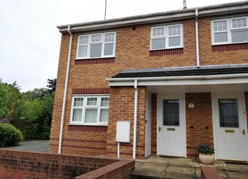 Thumbnail 1 bedroom flat to rent in York Close, Rugeley