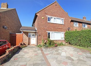 Thumbnail 3 bed end terrace house for sale in Stirling Drive, Chelsfield, Kent